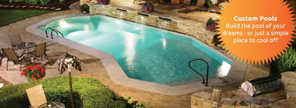 Custom Pools